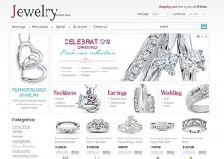 Jewelry Online Store